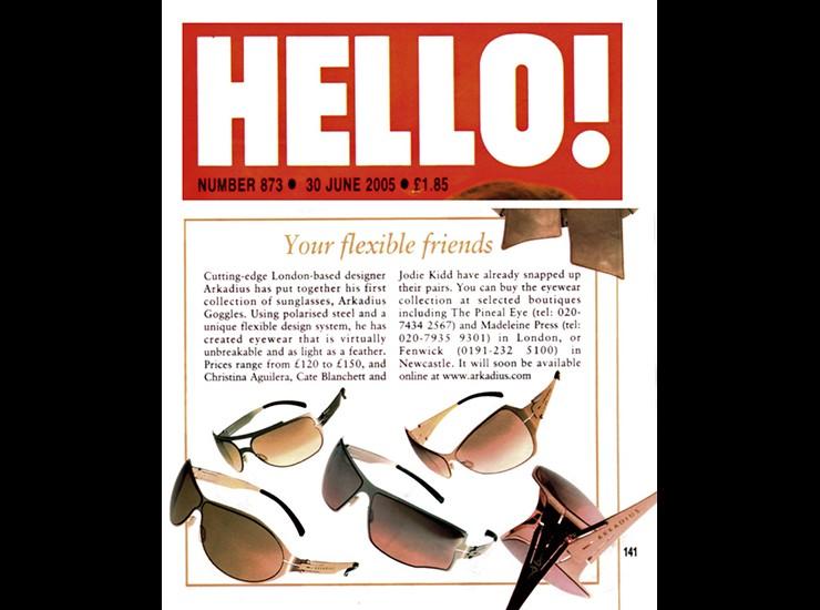 press goggles 28