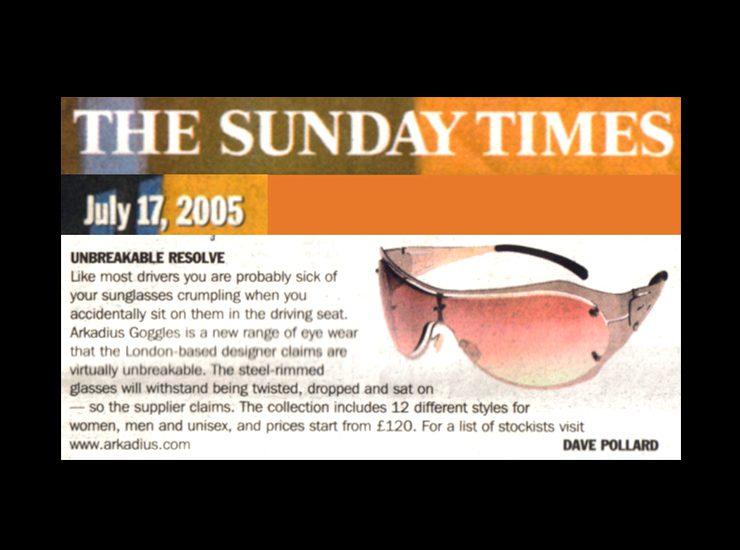 press goggles 37